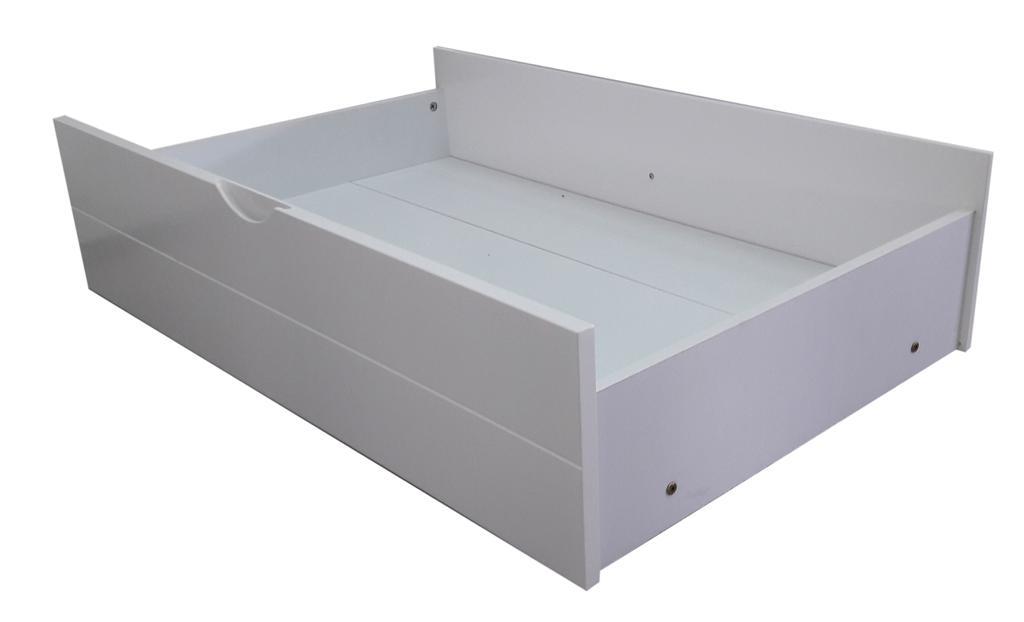 twin storage drawers