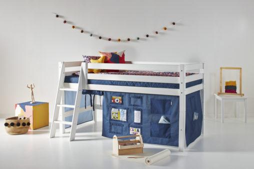 Hoppekids halfhigh bed