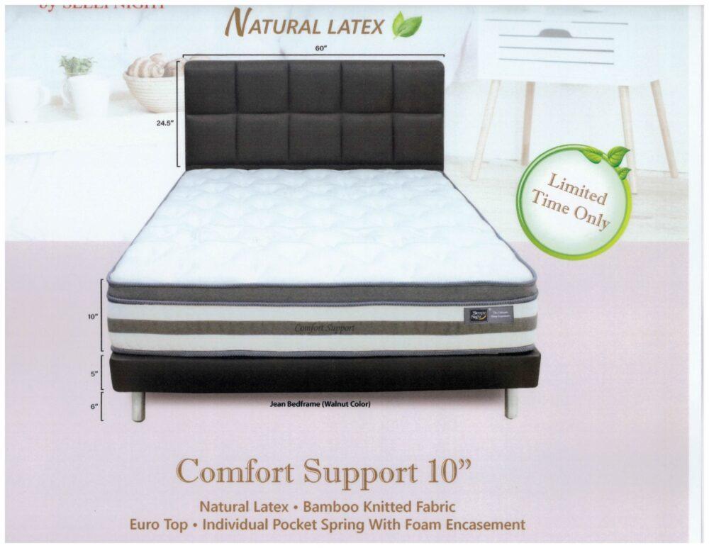 Mattress - comfort support